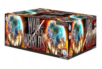 War of Worlds 178 ran / 25mm
