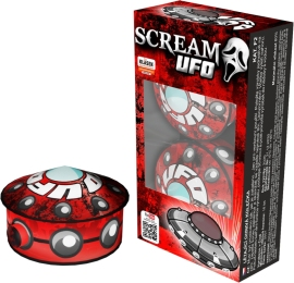 Scream UFO 2ks