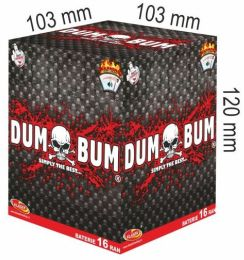 Dum Bum 16 ran / 20mm