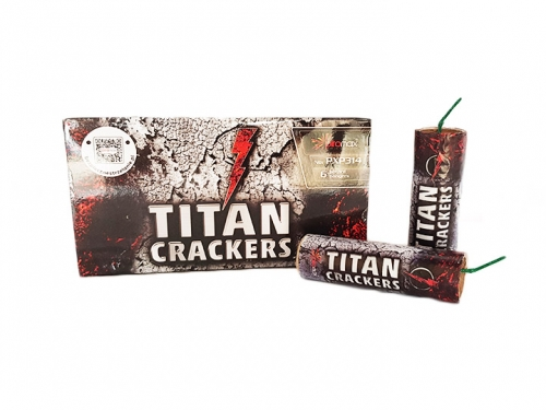 Titan Crackers 6ks
