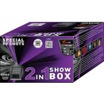 Show Box 2v1 90 ran / 30mm